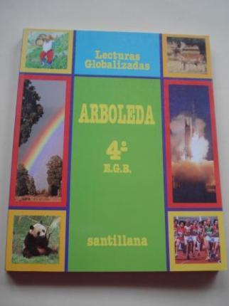 Arboleda 4º EGB. Lecturas Globalizadas. Santillana - Ver os detalles do produto