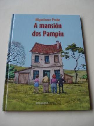 A mansión dos Pampín (30 x 22,5 cm) - Ver os detalles do produto