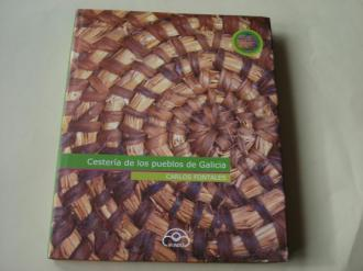 Cestería de los pueblos de Galicia (Libro + DVD) - Ver os detalles do produto