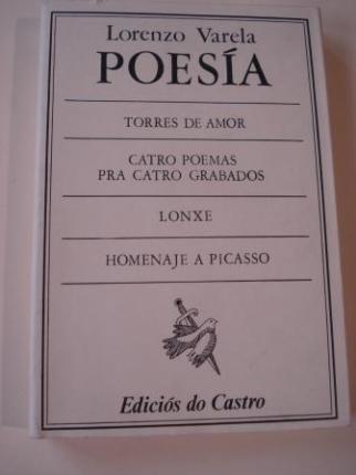 Torres de amor / Catro poemas pra catro grabados / Lonxe / Homenaje a Picasso  - Ver os detalles do produto