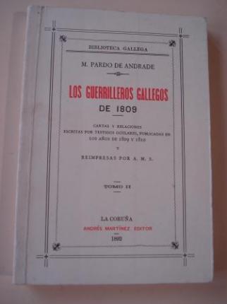 Los guerrilleros gallegos de 1809. Tomo II - Ver os detalles do produto