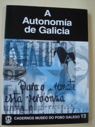 A Autonomía de Galicia - Ver os detalles do produto