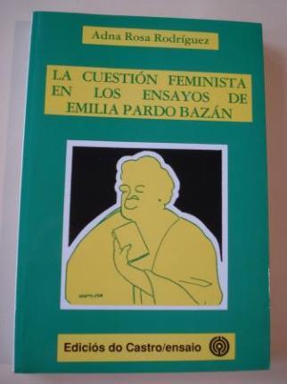 La cuestión feminista en los ensayos de Emilia Pardo Bazán - Ver os detalles do produto