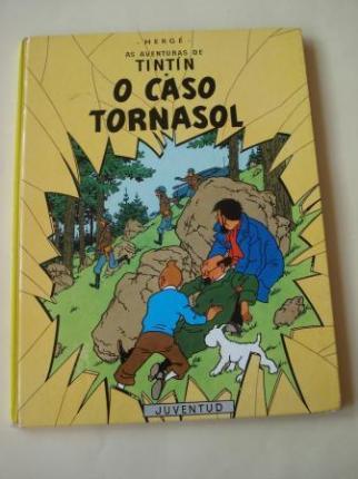 O caso Tornasol. As aventuras de Tintín (En galego). Tradución de Valentín Arias López - Ver os detalles do produto