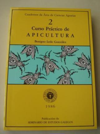 Curso Práctico de Apicultura. Cuadernos da Área de Ciencias Agrarias, 2 (Texto en castellano) - Ver os detalles do produto