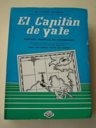 El capitán de yate. Tratado práctico de navegación - Ver os detalles do produto