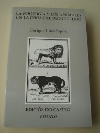 La zoología y los animales en la obra del Padre Feijoo - Ver os detalles do produto