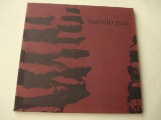 MANOLO PAZ. Catálogo Exposición, Estación Marítima - A Coruña, 1999 - Ver os detalles do produto