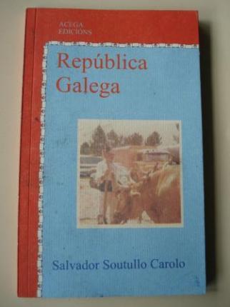 República Galega - Ver os detalles do produto