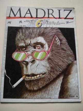 MADRIZ. Nº 6. Junio, 1984 - Ver os detalles do produto