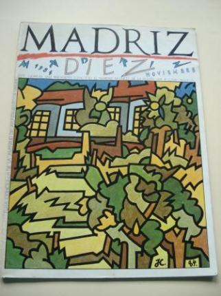 MADRIZ. Nº 10. Noviembre, 1984 - Ver os detalles do produto