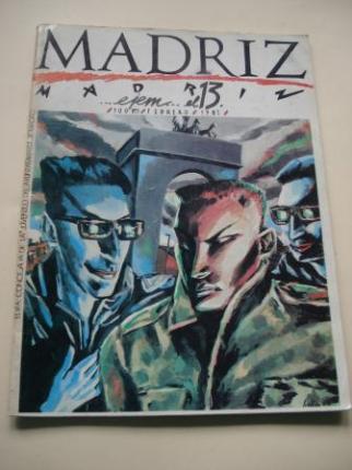 MADRIZ. Nº 13. Febrero, 1985 - Ver os detalles do produto