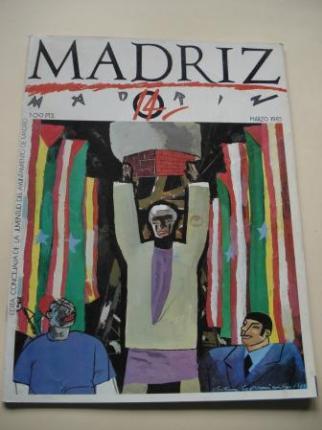 MADRIZ. Nº 14. Marzo, 1985 - Ver os detalles do produto