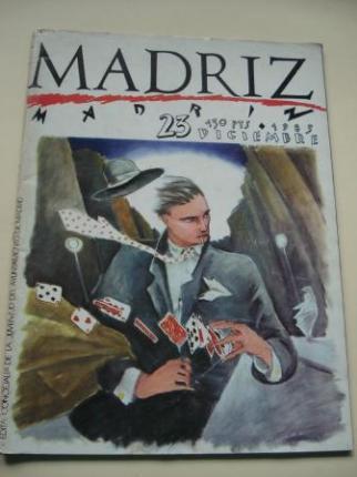 MADRIZ. Nº 23. Diciembre, 1985 - Ver os detalles do produto