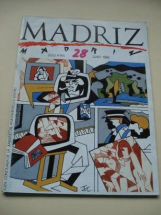 MADRIZ. Nº 28. Junio, 1986 - Ver os detalles do produto