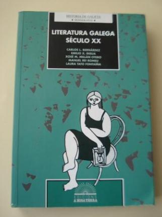 Literatura Galega século XX - Ver os detalles do produto