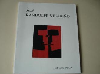 JOSÉ RANDOLFE VILARIÑO. Olladas. Catálogo - Ver os detalles do produto