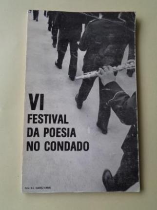 VI Festival de Poesía no Condado (Maio, 1986) - Ver os detalles do produto