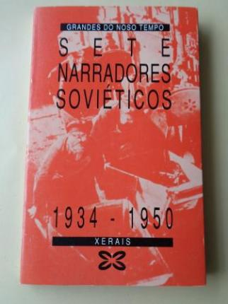 Sete narradores soviéticos (1934-1950) - Ver os detalles do produto