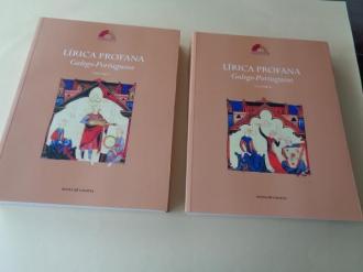 Lírica Profana Galego-Portuguesa. Volumes I e II - Ver os detalles do produto