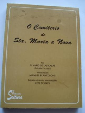 O Cemiterio de Santa María a Nova (Galicia) - Ver os detalles do produto