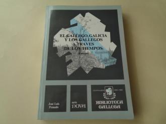 El gallego, Galicia y los gallegos a través de los tiempos (Ensayos) - Ver os detalles do produto