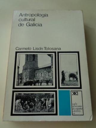 Antropología cultural de Galicia - Ver os detalles do produto