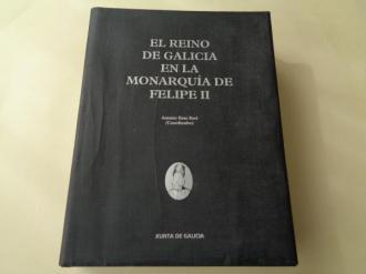 El Reino de Galicia en la monarquía de Felipe II - Ver os detalles do produto
