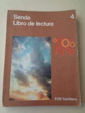 Senda 4. Libro de lectura (1977) - Ver os detalles do produto