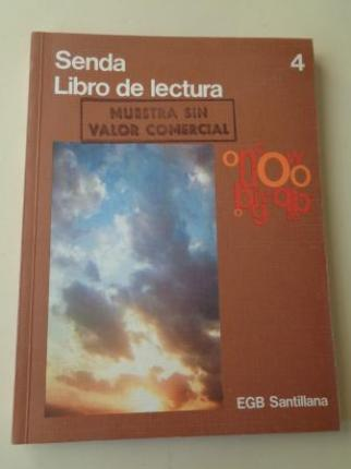 Senda 4. Libro de lectura (1978) - Ver os detalles do produto