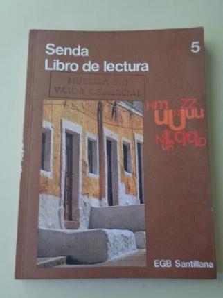 Senda 5. Libro de lectura (1977) - Ver os detalles do produto