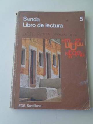 Senda 5. Libro de lectura (1976) - Ver os detalles do produto
