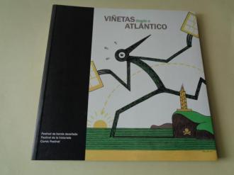 Viñetas desde o Atlántico. Catálogo. A Coruña, 2014 - Ver os detalles do produto