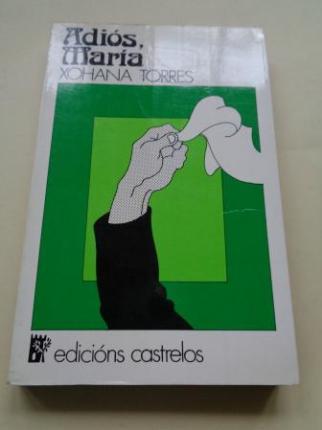 Adiós, María (2ª edición) - Ver os detalles do produto