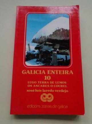 Galicia enteira 10: Lugo. Terra de Lemos. Os Ancares. O Courel - Ver os detalles do produto
