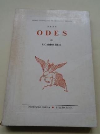 Odes de Ricardo Reis - Ver os detalles do produto