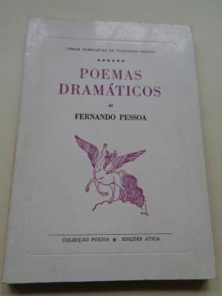 Poemas dramáticos. 1º volume - Ver os detalles do produto