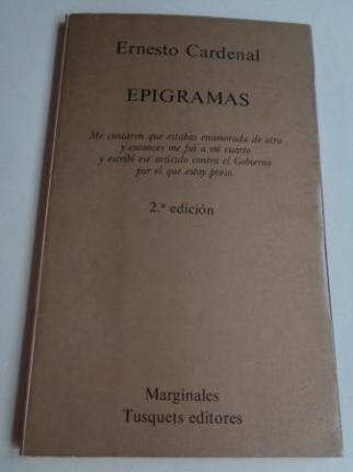 Epigramas - Ver os detalles do produto