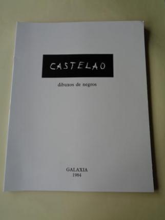 Debuxos de negros. 12 láminas (Edición conmemorativa do traslado dos restos de Castelao, 1984) - Ver os detalles do produto