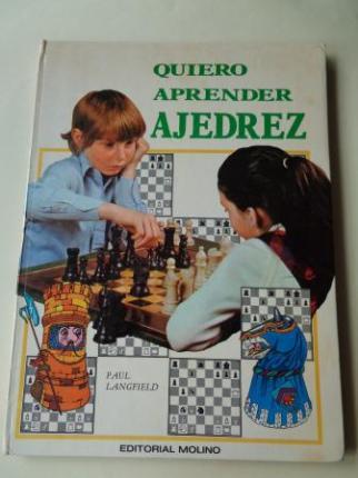 Quiero aprender ajedrez (Ilustrado por Tony Street) - Ver os detalles do produto