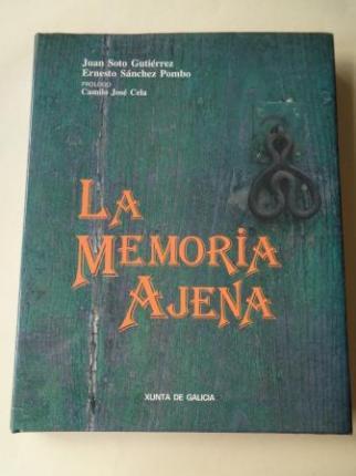 La memoria ajena (Fotografías en color + textos en castellano) - Ver os detalles do produto