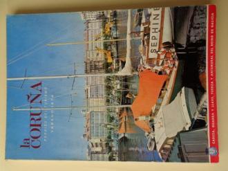 LA CORUÑA PARAISO DEL TURISMO. Verano 1974. Publicación anual - Ver os detalles do produto