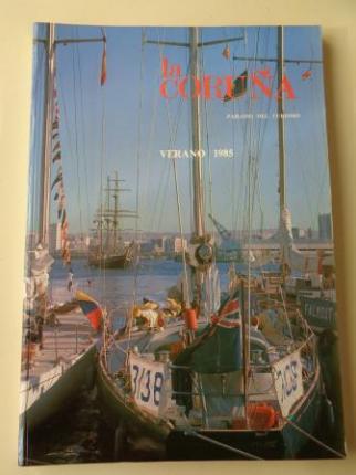 LA CORUÑA PARAISO DEL TURISMO. Verano 1985. Publicación anual - Ver os detalles do produto