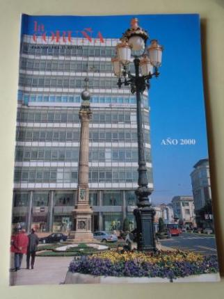 LA CORUÑA PARAISO DEL TURISMO. AÑO 2000. Publicación anual - Ver os detalles do produto