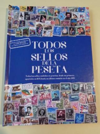 Todos los sellos de la peseta - Ver os detalles do produto