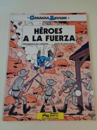 Héroes a la fuerza. Casacas Azules, nº 1 - Ver os detalles do produto