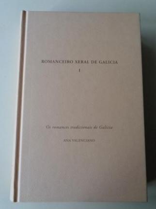 Romanceiro Xeral de Galicia, I. Os romances tradicionais de Galicia. Catálogo exemplificado dos seus temas - Ver os detalles do produto