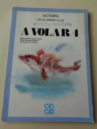 A VOLAR 4. Lecturas Ciclo Medio EGB - Ver os detalles do produto