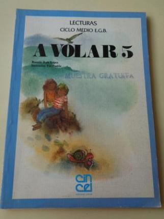 A VOLAR 5. Lecturas Ciclo Medio EGB - Ver os detalles do produto