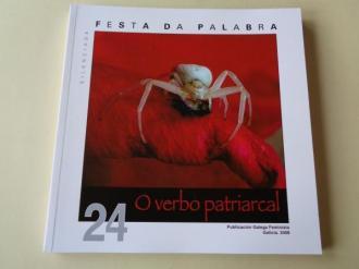 FESTA DA PALABRA SILENCIADA. Publicación Galega Feminista. Nº 24. Galicia, 2008. O verbo patriarcal - Ver os detalles do produto